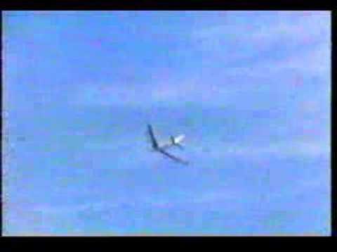 Beczka Boeingiem 707