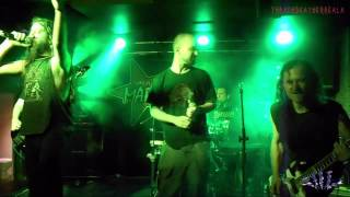 VIL - Matando Gueros - (feat Juanda Mente Devil) (cover Brujeria) (live Alicante  09-05-2015)