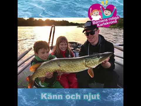 Barnens roliga Karlskrona - En semestervecka för barnfamiljen i Karlskrona