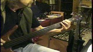 Bassist's Bible - Brazilian Bossa Nova Example  - Recording Session