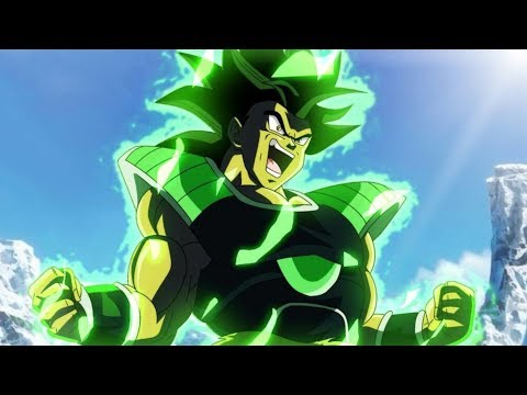 BROLY Revisited - Dragon Ball Super Movie 2018