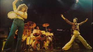 Behind Blue Eyes (studio version) - The Who