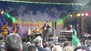 Macka B Live @ Reggae Jam Bersenbrück 2009