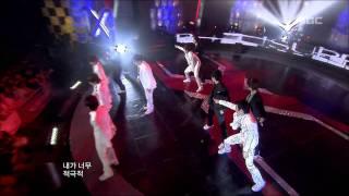 Super Junior - Sorry Sorry, 슈퍼주니어 - 쏘리 쏘리, Music Core 20090509