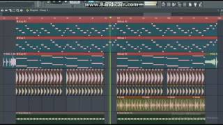 R3HAB - Sakura FL Studio Remake