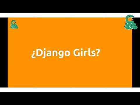 PyConES 2021 - Taller  Django Girls