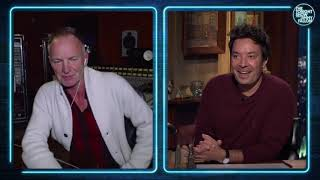 On Jimmy Fallon, Sting Talks Winning the Celebrity War of White Wines - Mark Oldman Virtual Tastings