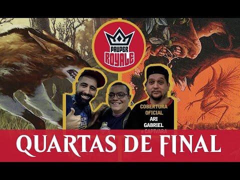 Orzhov Pestilence VS Mono-Green Stompy - Pauper Royale Grand Finale - Quartas de Final