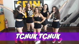 MC THD part. MC Gui - Tchuk Tchuk | Coreografia CiabyMarinho