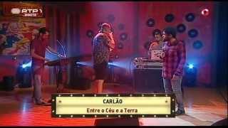 Carlão ft. Bruno Ribeiro 'Entre o Céu e a Terra'' - 5 Para a Meia-Noite - Nuno Markl