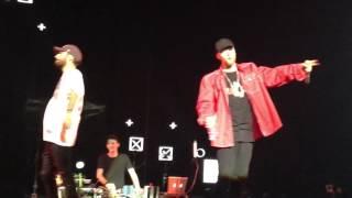 Егор КРИД & Мот- День и ночь ( Crocus City Hall сольный концерт 07.03.2017)