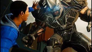 Rhino Kills Miles Morales (All Miles & MJ Mission Failed) - Marvel's Spider-Man (Insomniac Game)