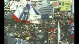 Santiago y La Habana llevan en común lo de toda Cuba: Viva el 1ro de Mayo.
