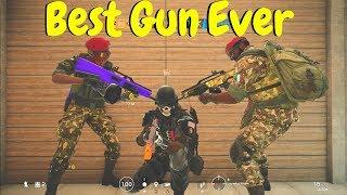 Most OP Gun in Rainbow Six Siege