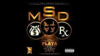 Playa Fly - M.S.D. (Produced by @Jakbrown_)