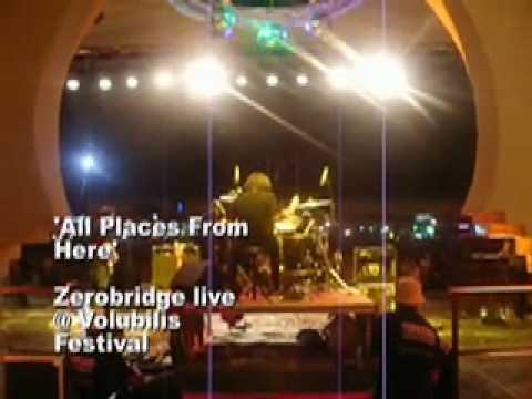 Zerobridge Tour Morocco: Day 5-Volubilis Festival