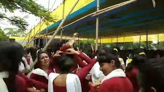Darrang College 2018 general fresher's dance