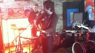 """American Opera """"Spoons and Knives"""" @ Golden Gallery - Bay City, MI 02-18-2012"""