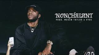 "[FREE] 6lack x Future Type Beat - ""Nonchalant"" 2018 (Prod. Mason Taylor) Rap/R&B"