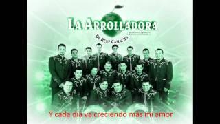 La Arrolladora Banda El Limon - Niña De Mi Corazón (LETRAS)