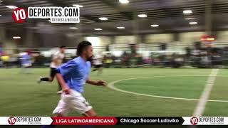 Chicago Soccer vs. Ludoviko y su Banda Champions Liga Latinoamericana