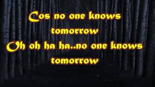 Asa  No One Knows Lyrics
