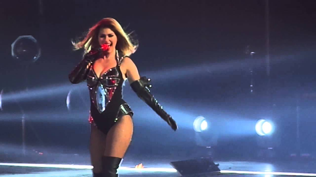 Cheapest Shania Twain Concert Tickets Ever Kfc Yum Center