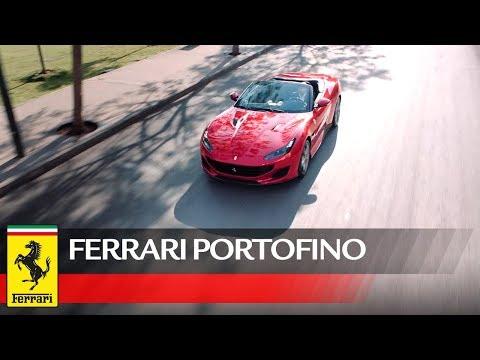 Ferrari Portofino - A new breed of design - Beirut