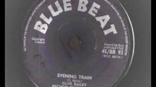 clive bailey recho's blues group - evening train - blue beat 92 - 1962 shuffle