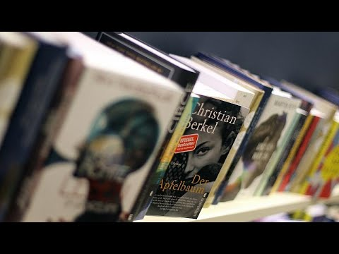 Megnyitott a frankfurti könyvvásár