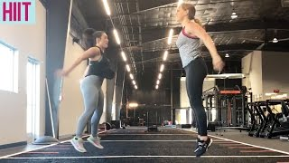 HIIT Workout: Tabata-Style (Dance Fitness with Jessica)