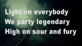 Martin Solveig - All Stars ft. ALMA (Lyrics)