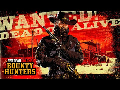 WTFF::: Red Dead Online Standalone Launches Today With Trailer All About the Bounty Hunter Role