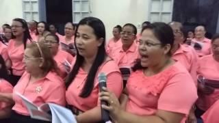 Grande Coral de Mulheres (Hino 1) - Congresso de Mulheres 2015 - 20/11/15 // @AssembleiaGloria