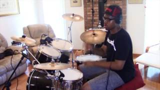 wherever I Go - Drum Cover - One Republic (pitch shifted)