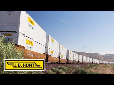 J.B. Hunt: A Pioneer in Intermodal Innovation