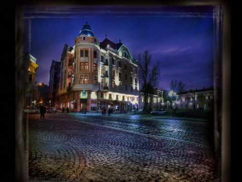Черновцы: ночной город