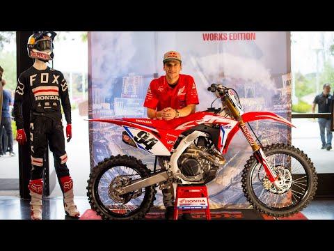 Honda CRF Collective Party Video | TransWorld Motocross