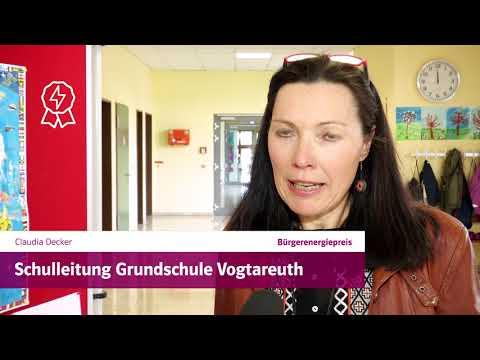 Bürgerenergiepreis Oberbayern 2019: Nachhaltigkeit in der Grundschule