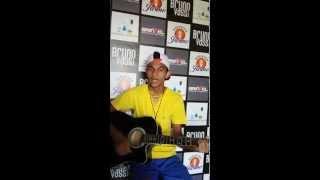 Bruno Vassi  - O Recado - Luan Santana (palhinha)