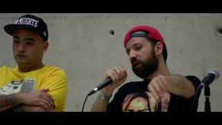 Encontro da Cultura Hip Hop @Biblioteca de Marvila, Jun 2016