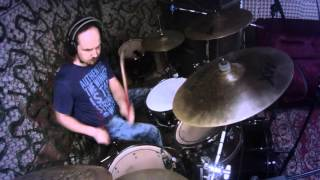 The Prodigy - Rebel Radio (drum cover by Alexander Kuzmin)