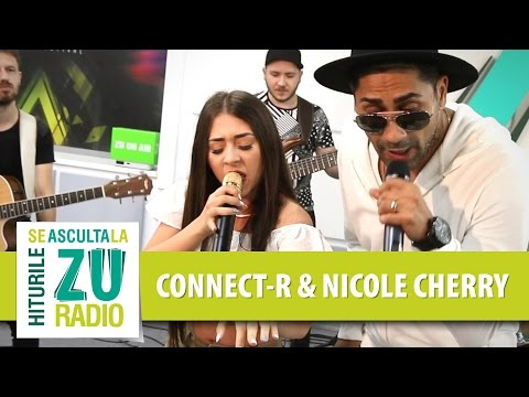 Connect-R & Nicole Cherry - Raggamuffin (Selah Sue) (Live la Radio ZU)