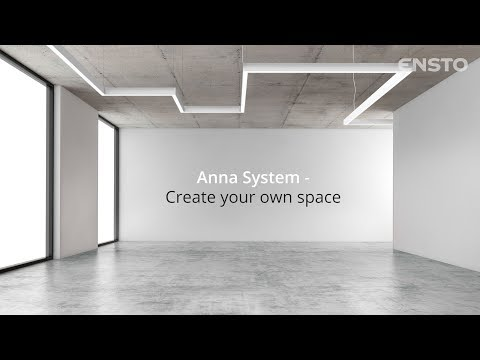 Ensto Anna - Create your own space ENG