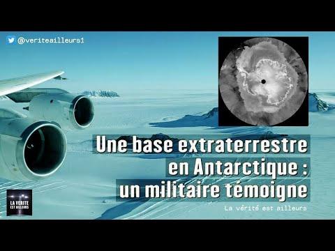 nouvel ordre mondial | ★ Une Base Extraterrestre en Antarctique : Un militaire témoigne...