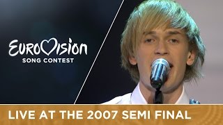 Anonymous - Salvem El Món (Andorra) Live 2007 Eurovision Song Contest