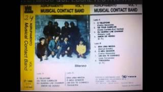 agrupamento musical contact band trigueira