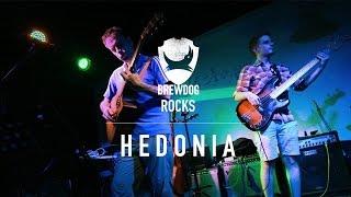 Hedonia - BrewDog ROCKS! - Backstage - June 2015 - Hong Kong live music