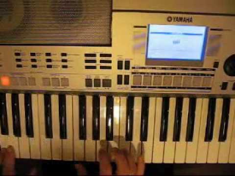 Comment jouer facilement Je te promets de Johnny Halliday au piano