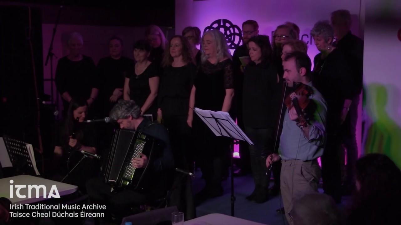 Glórthaí Uladh at the Belfast Song Gathering 2020